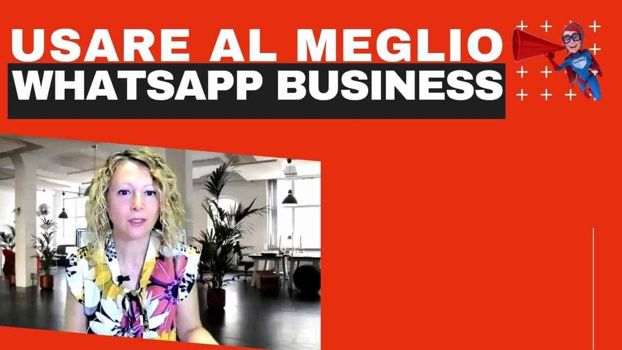 Account Business Whatsapp Come funziona Whatsapp Business