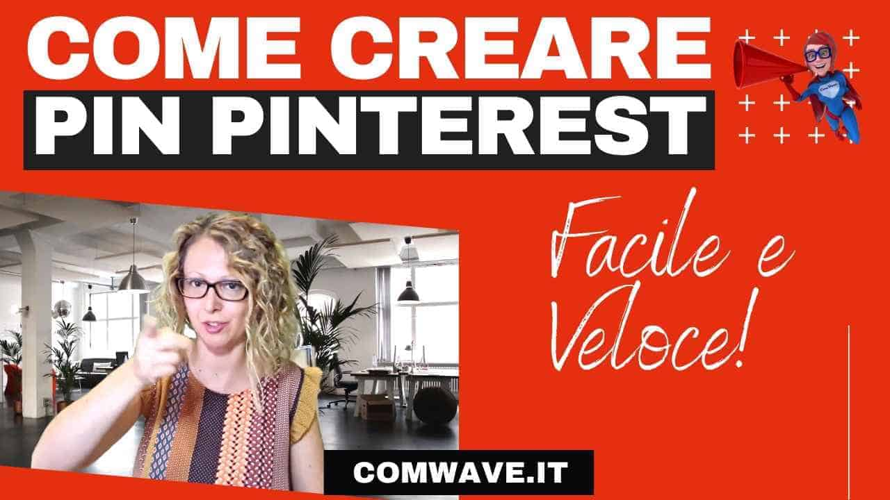 Pin Pinterest facili e veloci Come creare un pin su Pinterest piterest