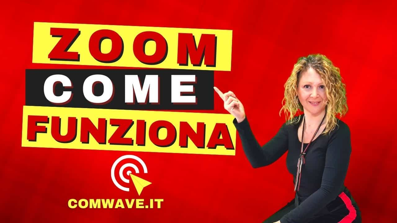 ZOOM come funziona Zoom Meeting