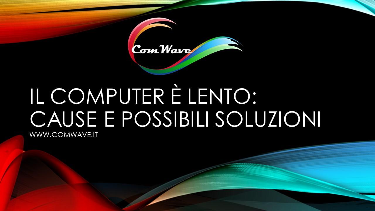 computer lento