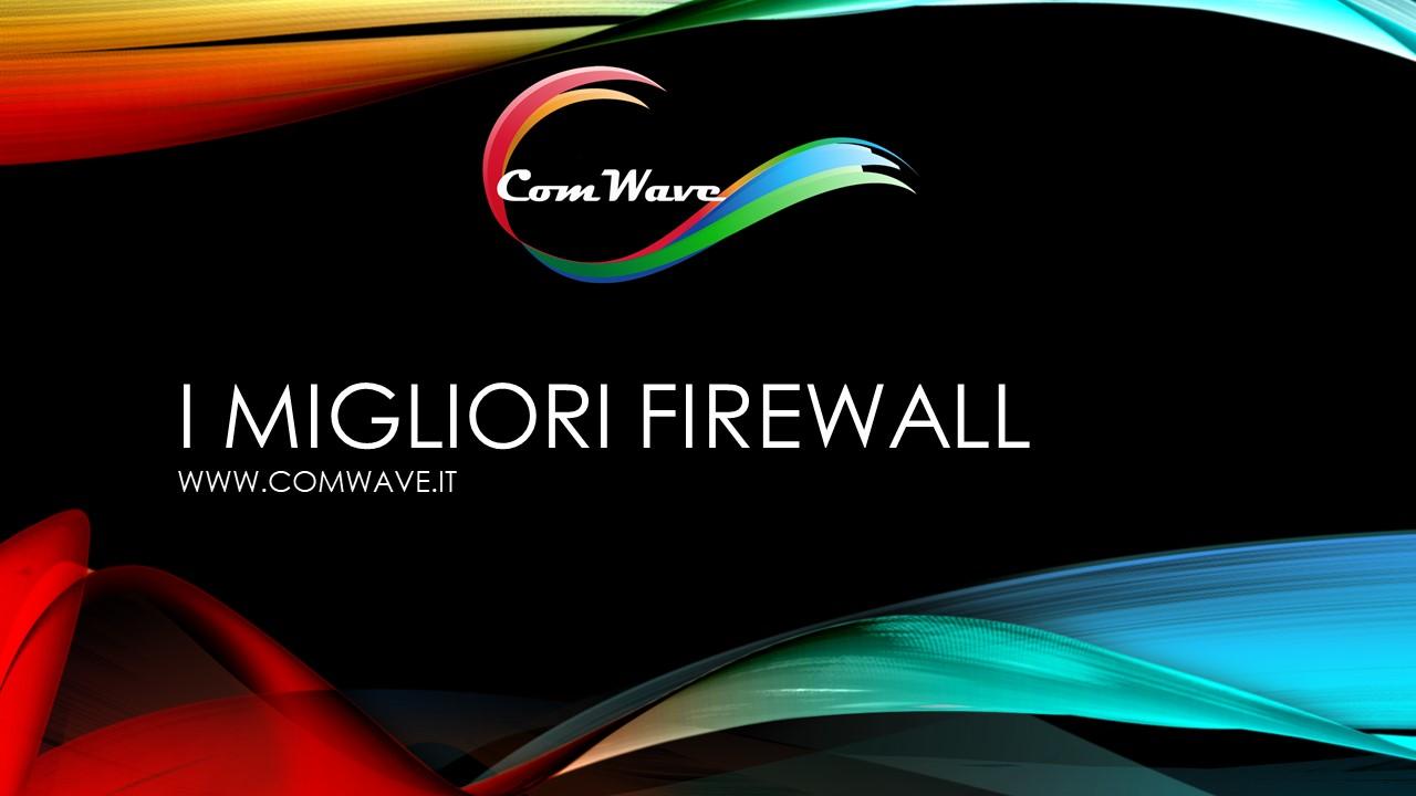 I migliori firewall
