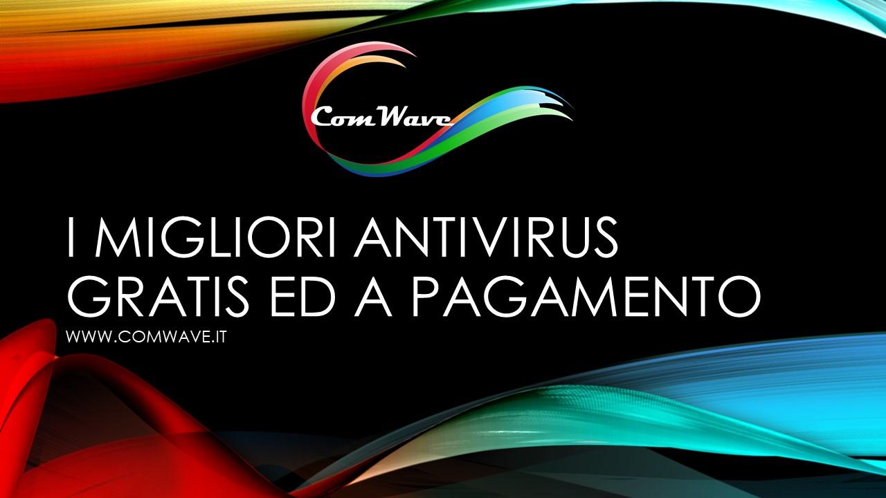 I migliori antivirus Gratis ed a pagamento