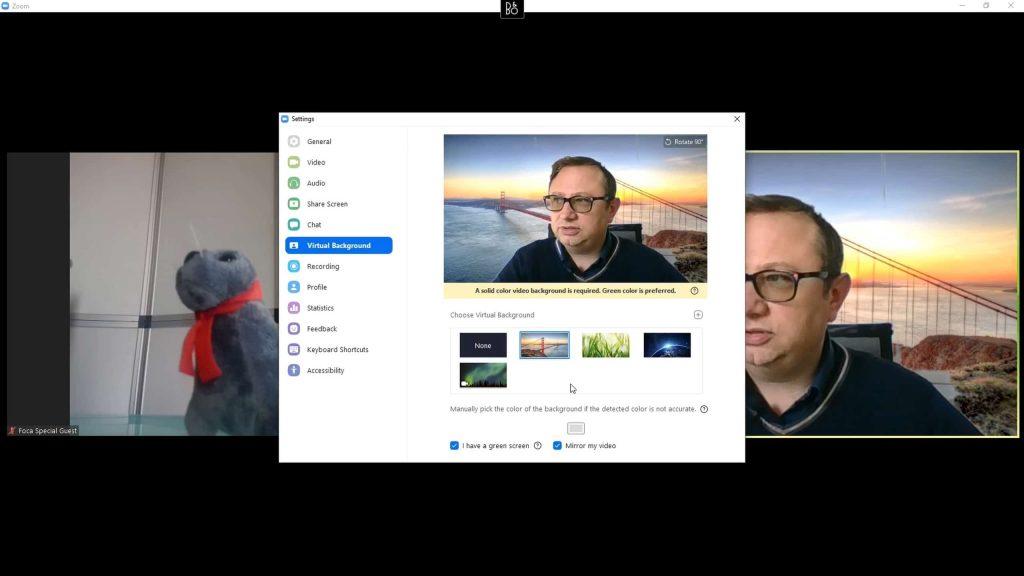 Host della riunione come usare zoom meeting