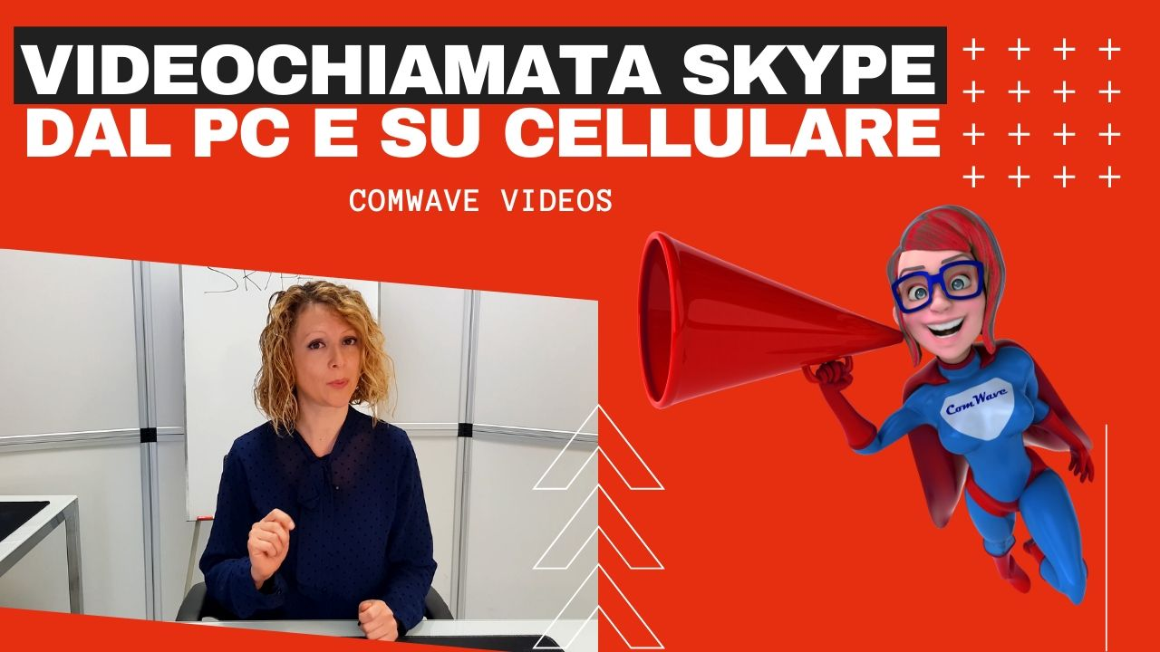 Videochiamata Skype Come si usa skype dal pc e sul cellulare