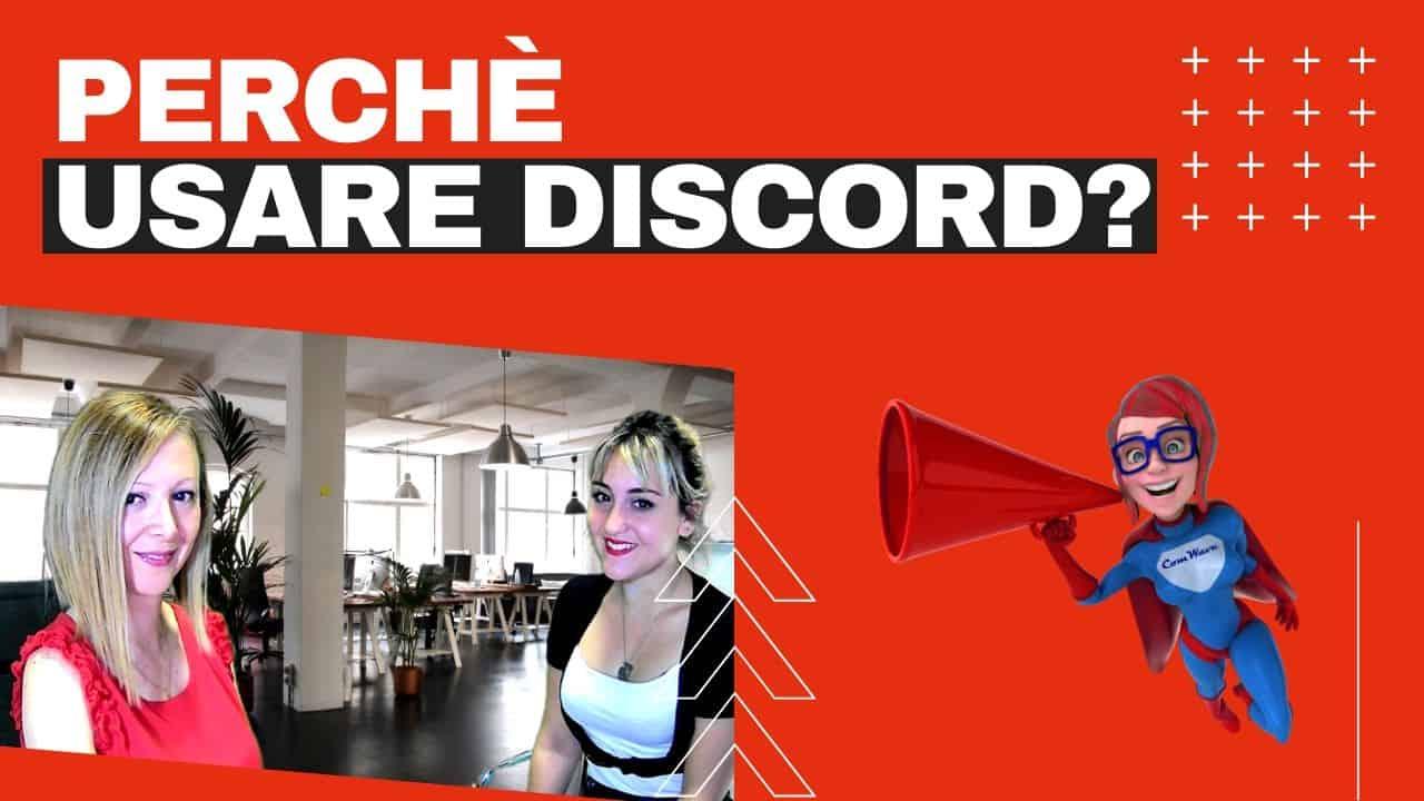 Cos è Discord e perchè usare Discord