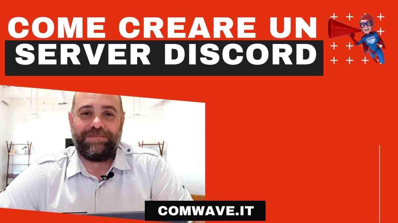 Come creare un Server Discord