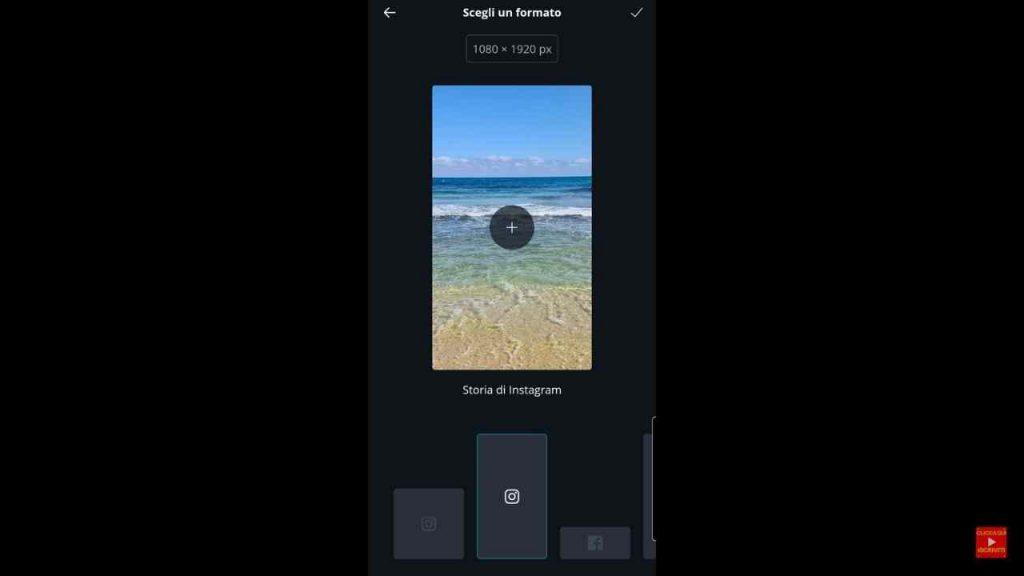 Ridimensionare foto per Instagram e gli altri social su Android