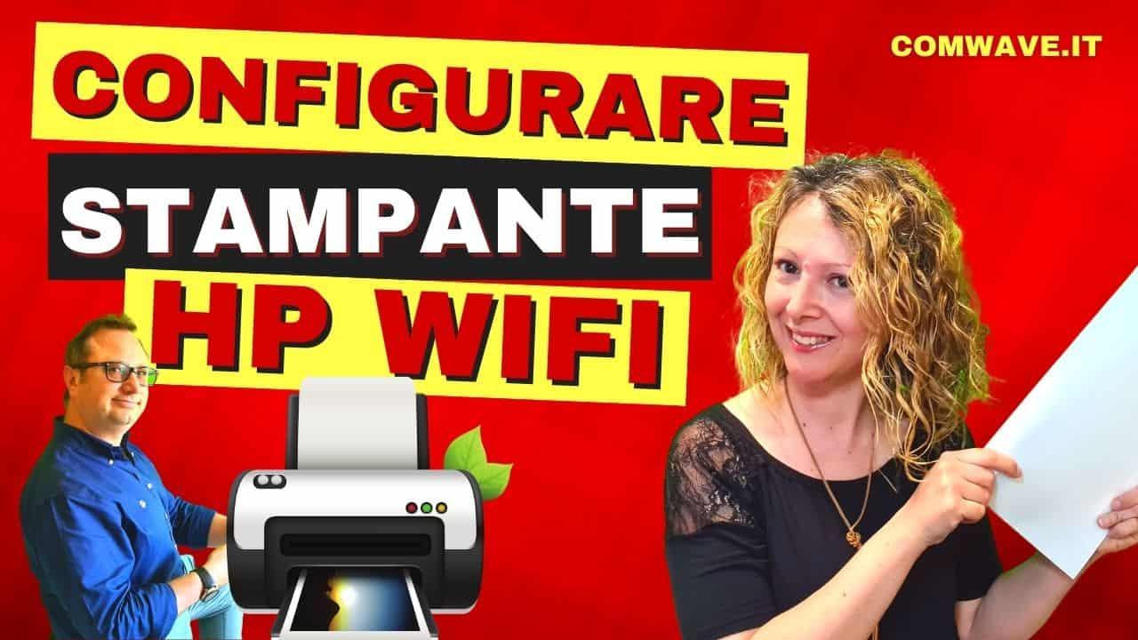 Come configurare una stampante HP WiFi? Come collegare la stampante HP al WiFi?