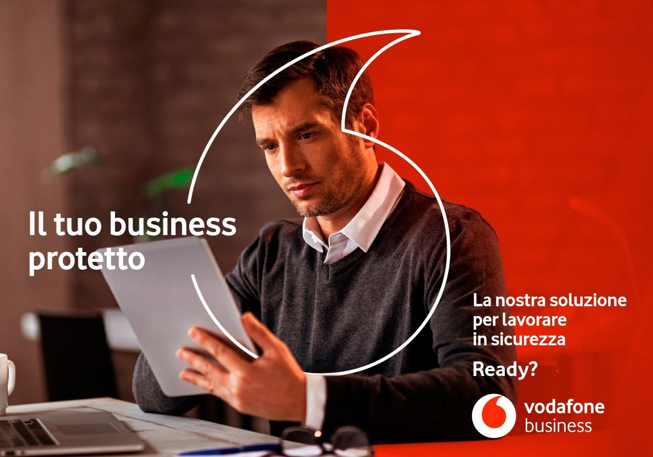 Protezione dati sim Vodafone